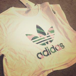 Adidas Crock top